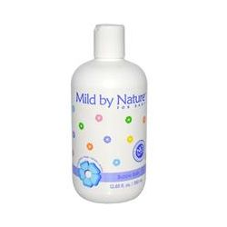 Mild By Nature, For Baby, Bubble Bath, 12.85 fl oz (380 ml)
