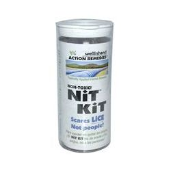 Well In Hand, Action Remedies, Nit Kit, Non-Toxic, 3 Piece Kit