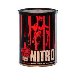 Universal Nutrition, Animal Nitro, The Essential Anabolic EAA Stack, 30 Packs