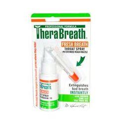 TheraBreath, Fresh Breath, Throat Spray, 1 oz (30 ml)