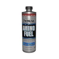Twinlab, Amino Fuel Anabolic Liquid, Cherry BMB, 16 fl oz (474 ml)