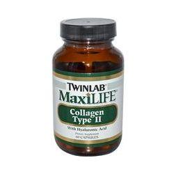 Twinlab, MaxiLife, Collagen Type II, 60 Capsules