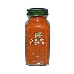 Simply Organic, All-Seasons Salt, 4.73 oz (134 g)
