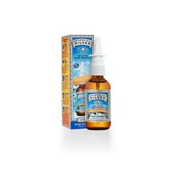 Sovereign Silver, Colloidal Bio-Active Silver Hydrosol Nasal Spray, 10 PPM, 2 fl oz (59 ml)