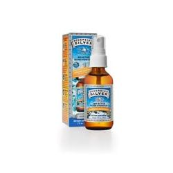 Sovereign Silver, Colloidal Bio-Active Silver Hydrosol, Fine-Mist Throat Spray, 10 PPM, 2 fl oz (59 ml)