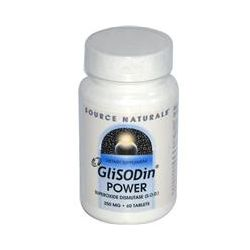 Source Naturals, GliSODin Power, 250 mg, 60 Tablets