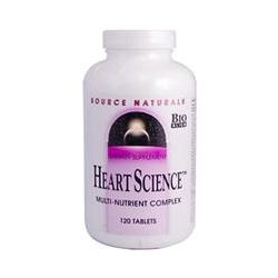 Source Naturals, Heart Science, 120 Tablets