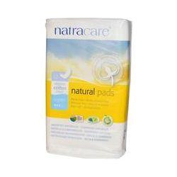 Natracare, Natural Menstrual Pads, 12 Super Pads