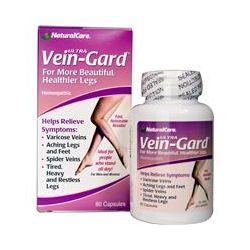 Natural Care, Ultra Vein-Gard, For Men and Women, 60 Capsules