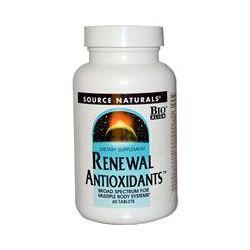 Source Naturals, Renewal Antioxidants, 60 Tablets