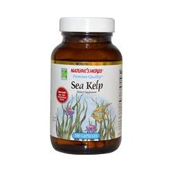 Nature's Herbs, Sea Kelp, 100 Capsules
