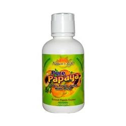 Nature's Life, Pure Papaya, 16 fl oz (473 ml)