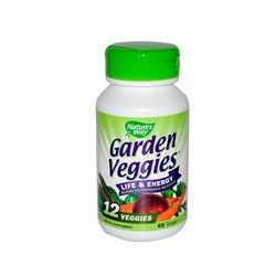 Nature's Way, Garden Veggies, 60 Vcaps