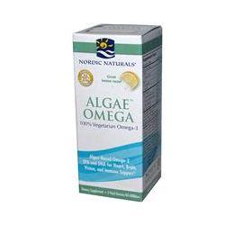 Nordic Naturals, Algae Omega, Algae Based Omega-3, Lemon, 2 fl oz (60 ml)
