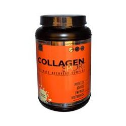 Neocell, Collagen Sport, Ultimate Recovery Complex, French Vanilla, 2.97 lbs (1350 g)