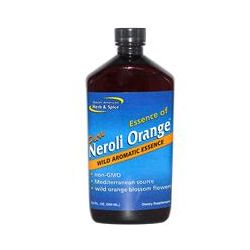 North American Herb & Spice Co., Essence of Pure Neroli Orange, 12 fl oz (355 ml)