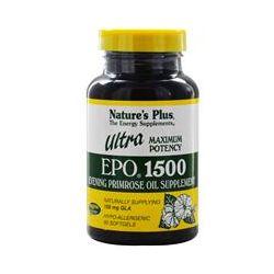 Nature's Plus, Ultra EPO 1500, Maximum Potency, 60 Softgels