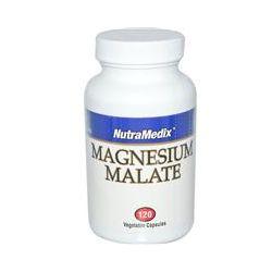 NutraMedix, Magnesium Malate, 120 Veggie Caps