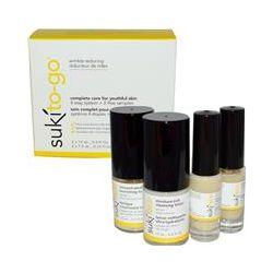 Suki Inc., togo, Wrinkle-Reducing, 4 Piece Kit