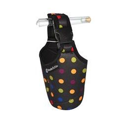 Sundesa, Insulated Slings, Spandex, Bottle Holder, Polka Dot, 20 oz