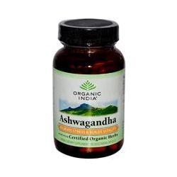 Organic India, Organic, Ashwagandha, 90 Veggie Caps