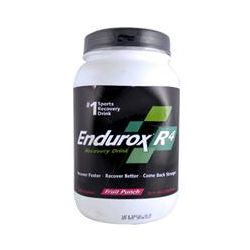 Pacific Health Inc., Endurox, R4 Recovery Drink, Fruit Punch, 4.63 lb (2,100 g)