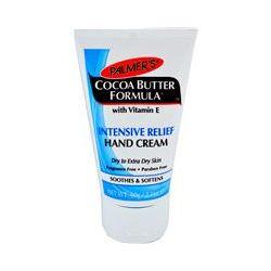 Palmer's, Cocoa Butter Formula, Intensive Relief Hand Cream, Fragrance Free, 2.1 oz (60 g)