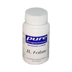 Pure Encapsulations, B12 Folate, 60 Capsules