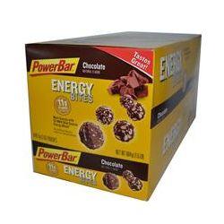 PowerBar, Energy Bites, Chocolate, 8 Pouches, 3 oz (85.5 g) Each