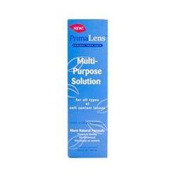 PrimaVu, PrimaLens Multi-Purpose Contact Lens Solution, 12.3 fl oz (365 ml)