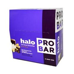 ProBar, Halo, Rocky Road, 12 Snack Bars 1.3 oz (37 g) Each