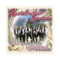 Musik: 16 Spatzen-Hits Instrumental  von Kastelruther Spatzen