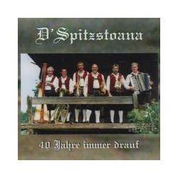 Musik: 40 Jahre immer drauf  von D'Spitzstoana