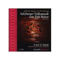 Musik: Salzburger Volksmusik Von Tobi Reiser  von Tobi Reiser, Tobi Ensemble Reiser