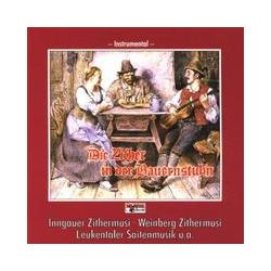 Musik: Zither In Der Bauernstub'n  von Inngauer Zithermusi, Leukententaler