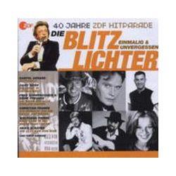 Musik: Die Blitzlichter-Das beste aus 40 Jahren Hitparade