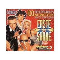 Musik: Erste Sahne-100 Schlagerhits  von Zuckermund