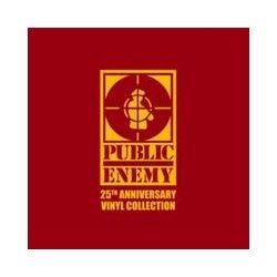 Musik: 25th Anniversary Vinyl Collection (LP Boxset)  von Public Enemy