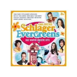 Musik: Goldene Schlager Evergreens-Das Waren Unsere Hits