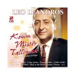 Musik: Komm Mister Talliman - 50 Große Erfolge  von Leo Leandros