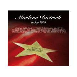 Musik: Marlene Dietrich in Rio 1959  von Marlene Dietrich