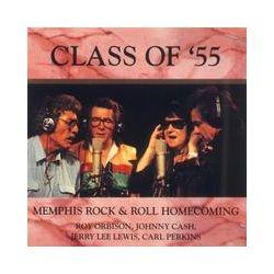 Musik: Class Of 55  (Back To Black Vinyl)  von J. Cash, J.L. Lewis, R. Orbison, C. Perkins