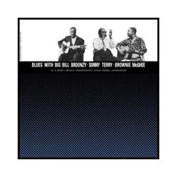 Musik: Blues With Big Bill Broonzy,Sonny Terry,Brownie Mc  von Big Bill Broonzy, Sonny Terry, Brownie Mcghee