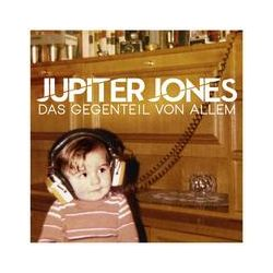 Musik: Das Gegenteil Von Allem (Doppelvinyl+CD)  von Jupiter Jones