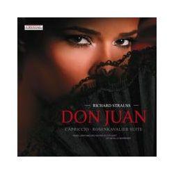 Musik: Don Juan/Capriccio/Rosenkavalier Suite  von Neville Marriner, RSOS