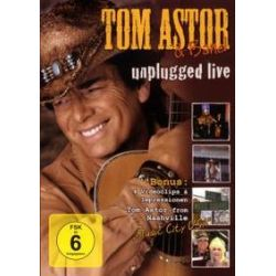 Musik: Unplugged Live  von Tom Astor