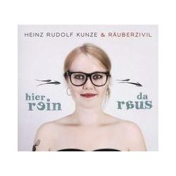 Musik: Hier Rein Da Raus (LTD 180g 3xLP+2xCD)  von Heinz Rudolf Kunze & Räuberzivil