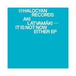 Musik: It Is Not Now Either  von Aki Latvamäki