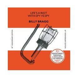 Musik: Lifes A Riot With Spy Vs Spy(30th Anniversary Edi  von Billy Bragg