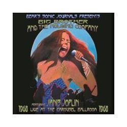 Musik: Live At The Carousel Ballroom 1968  von Janis Big Brother & The Holding Company Ft. Joplin
